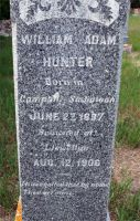 William Adam Hunter