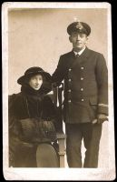 Agnes Hunter & Captain Robert Russell
