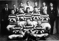 James Jenkins, Dalry Star Youth Team ca. 1920-21