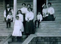 The Waugh Family c. 1912